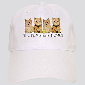 Norwich Terrier Fun Cap