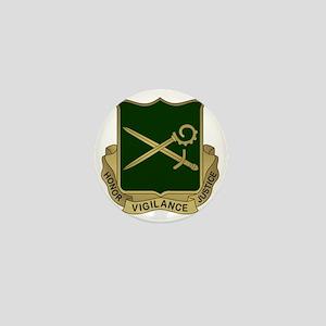 385th MP Battalion Crest Mini Button