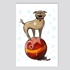 Floyd Holiday Card 6x4 fr Postcards (Package of 8)