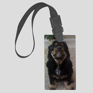 Pets Large Luggage Tag