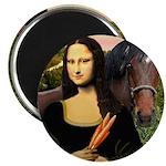 Mona's Quarterhorse Magnet