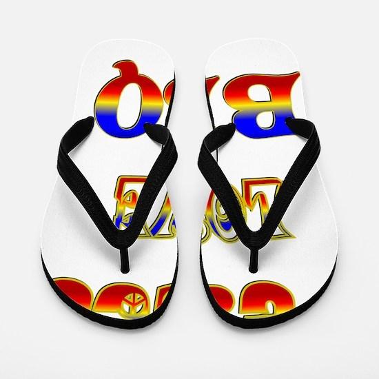 BBQ Flip Flops