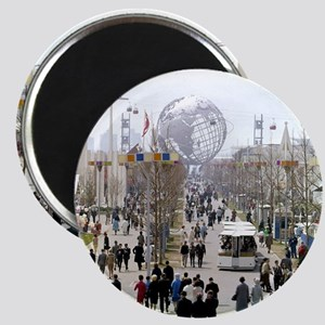 1964 World's Fair/Unisphere Magnet