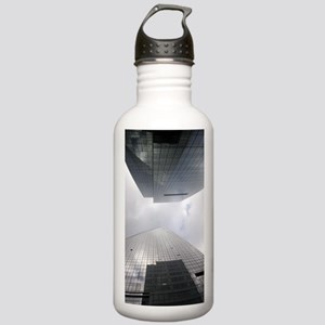 iPhone 3 Buildings Stainless Water Bottle 1.0L