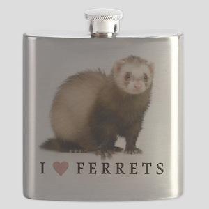 ferretiphonecase Flask
