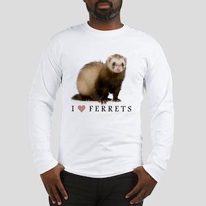ferretiphonecase Long Sleeve T-Shirt