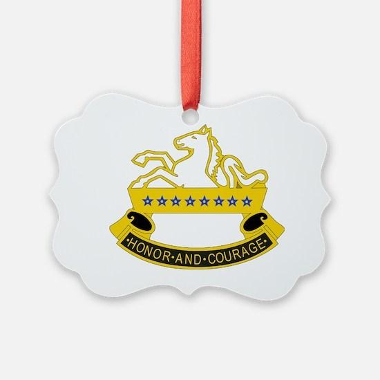8TH CAV RGT Ornament