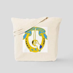7TH CAV RGT Tote Bag