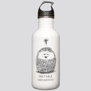 exasperated hedgie Stainless Water Bottle 1.0L