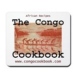 Congo Cookbook Mousepad