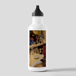 Hawaii, Lihue. Hamura' Stainless Water Bottle 1.0L