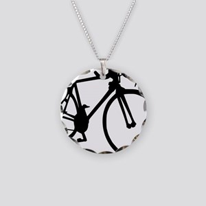 bycicle_2010 Necklace Circle Charm