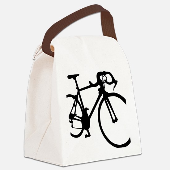 bycicle_2010 Canvas Lunch Bag
