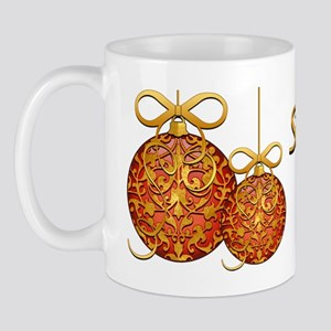 GoldleafOrnamSGHz Mug