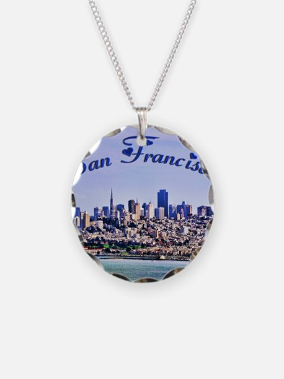sanfrancisco_9.5x8 Necklace