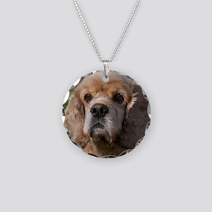 CSRNE Jake  Aries Necklace Circle Charm