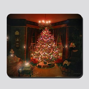 2010xmascard Mousepad