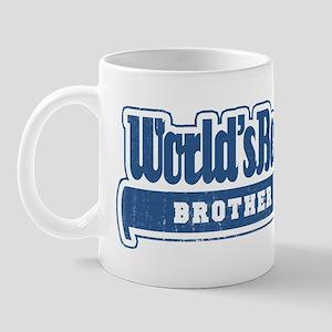 """World's Best Brother"" Mug"