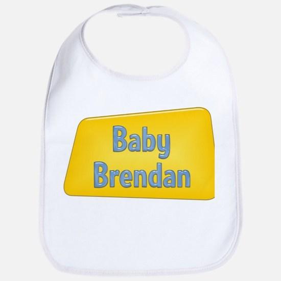 Baby Brendan Bib