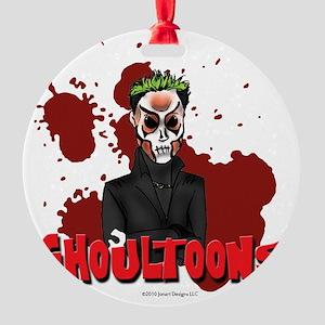 syn Round Ornament