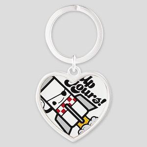 upyours!_10x10 Heart Keychain