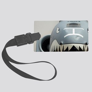 Mount Comfort Airport. Front of  Large Luggage Tag