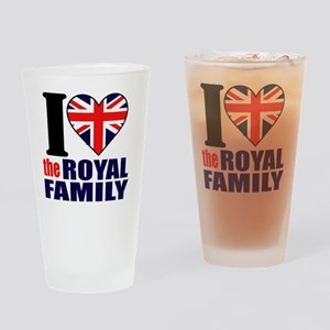 ihearttheroyalfamily Drinking Glass