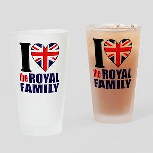 ihearttheroyalfamily Drinking Glass