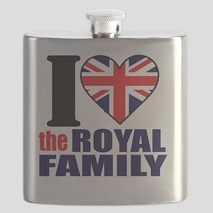 ihearttheroyalfamily Flask