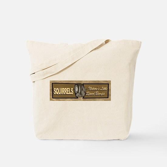 Squirrels... Tote Bag