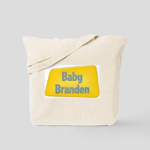 Baby Branden Tote Bag