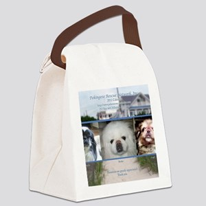 Cover2011 Canvas Lunch Bag