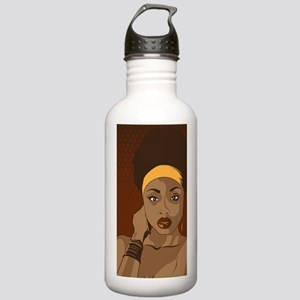 afrocentric3G Stainless Water Bottle 1.0L