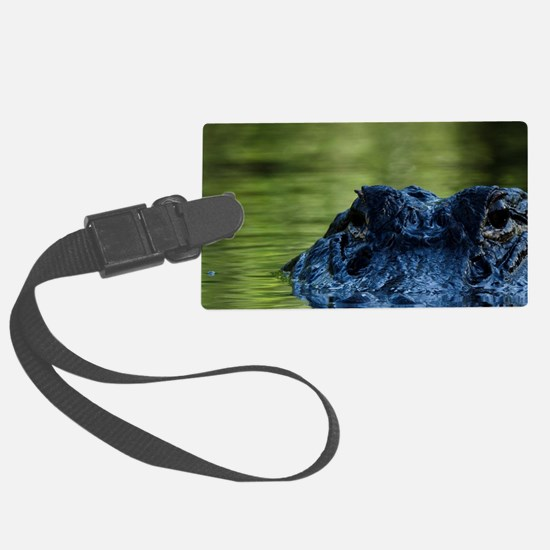 American alligator (Alligator mi Luggage Tag