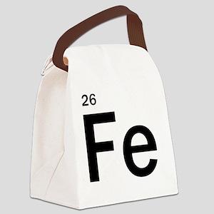 iron-man-fe-frank-goth copy Canvas Lunch Bag