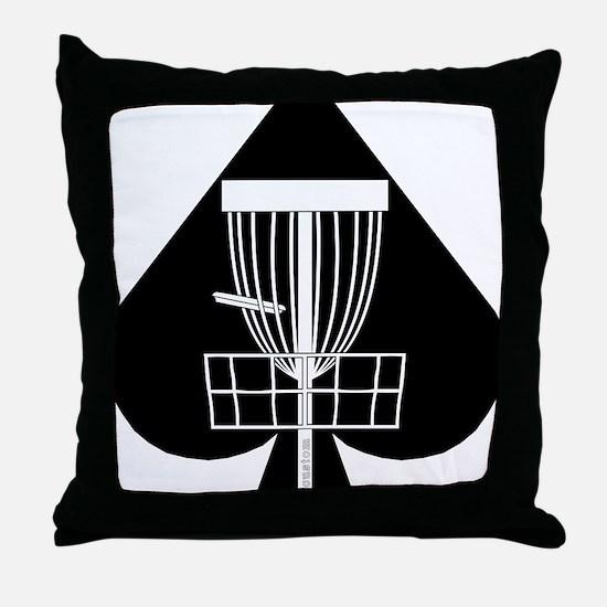 DG_WAYNE_01a Throw Pillow