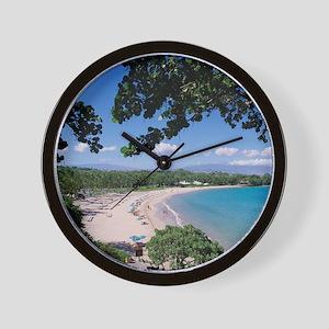 Kauna'oa Beach, Mauna Kea Beach Hotel,  Wall Clock