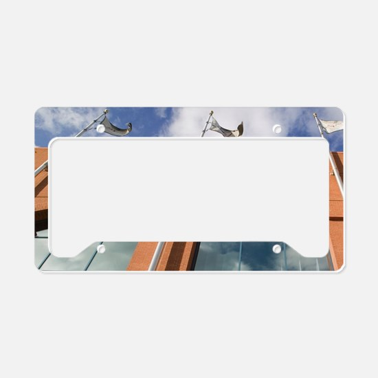 Indianapolis: NCAA (National  License Plate Holder