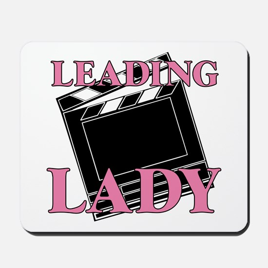 Leading Lady Actor Actress Drama Mousepad