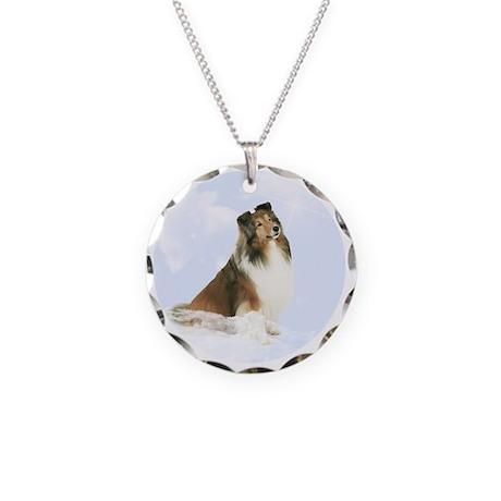 StarofGraceCircle Necklace Circle Charm