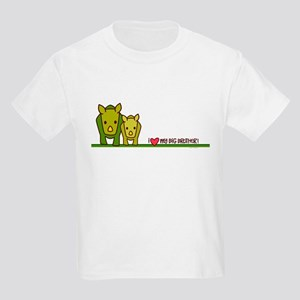 Big Brother Rhino Kids T-Shirt
