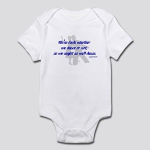 Swing Dance Fools Infant Bodysuit