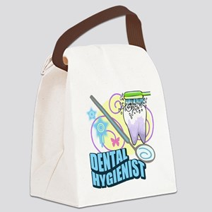 Dental Hygienist4 Canvas Lunch Bag