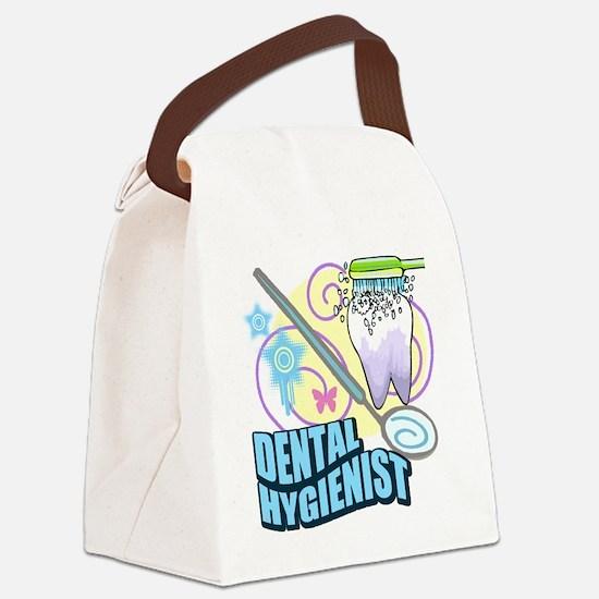 Dental Hygienist4 Canvas Lunch Bag