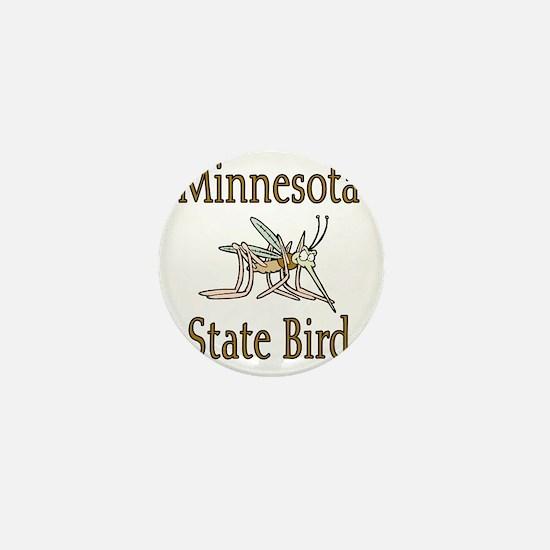 Minnesota State Bird copy Mini Button