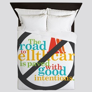 The Road Queen Duvet