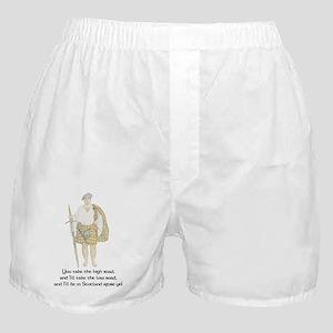 low-road001b Boxer Shorts