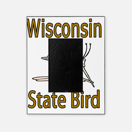 Wisconsin State Bird Picture Frame