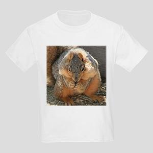 Cheeky Squirrel Kids T-Shirt