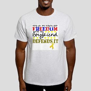 EnjoyingFreedomBF Light T-Shirt